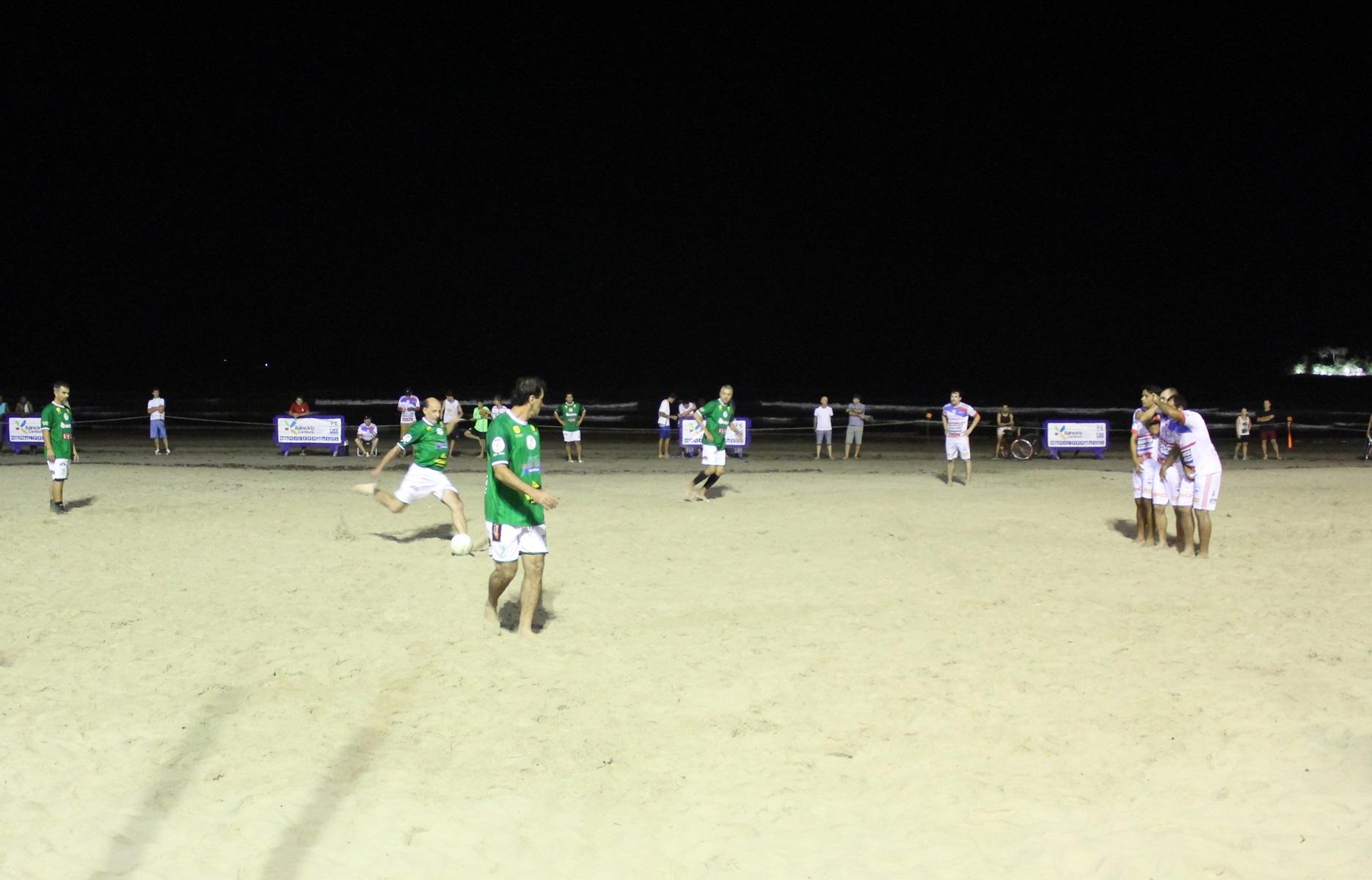d3e7ea0152 Campeonato de futebol de areia começa nesse sábado