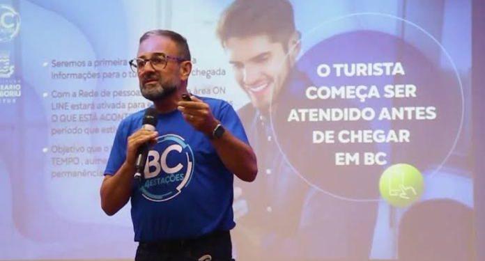 Geninho (Divulgação/Sectur)